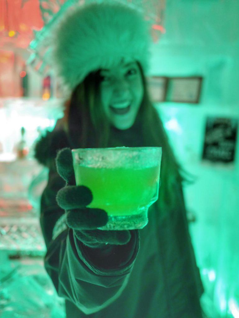 Minus 5 ice bar Queenstown thesweetwanderlust.com