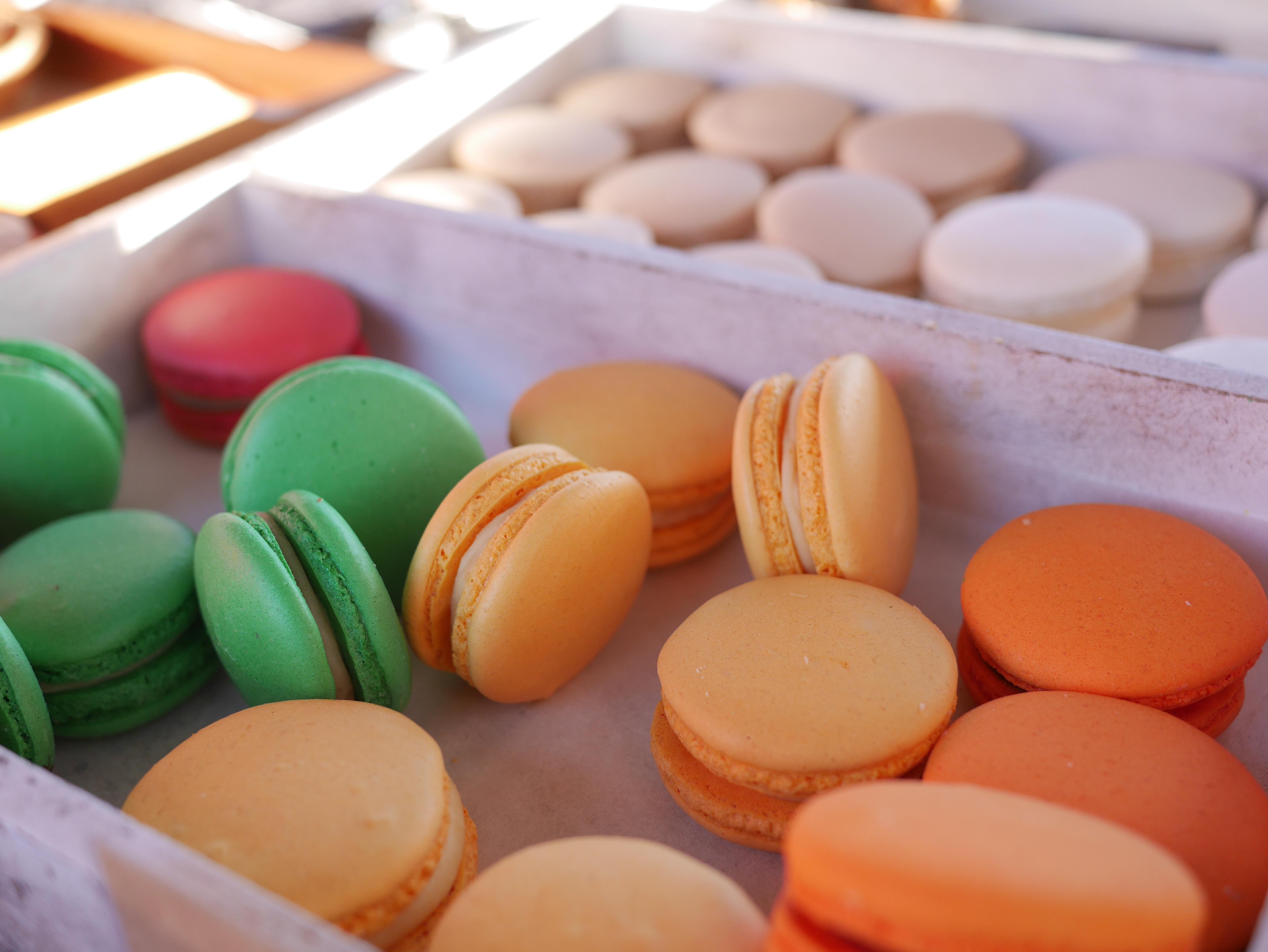 Pembroke Pâtisserie macarons Wanaka Farmer's Market thesweetwanderlust.com