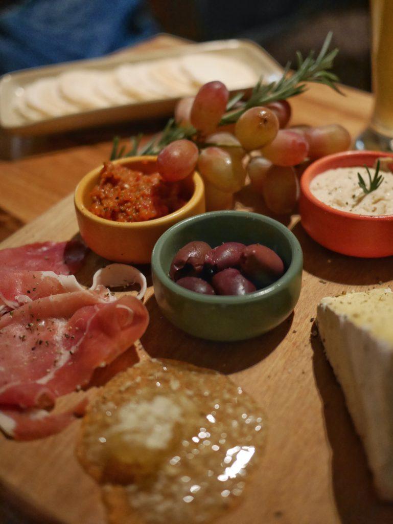 Little Blackwood Queenstown cheese board thesweetwanderlust.com