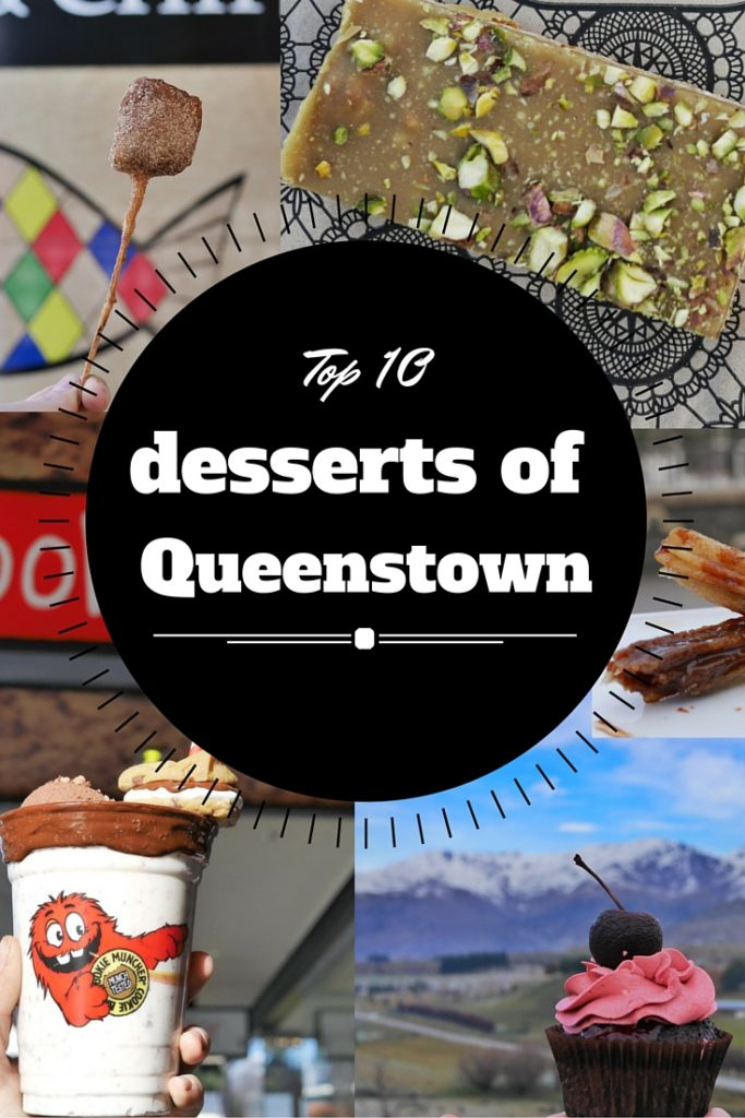 Top 10 - the best dessert in Queenstown thesweetwanderlust.com
