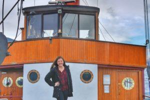 Ernie's home: a TSS Earnslaw experience