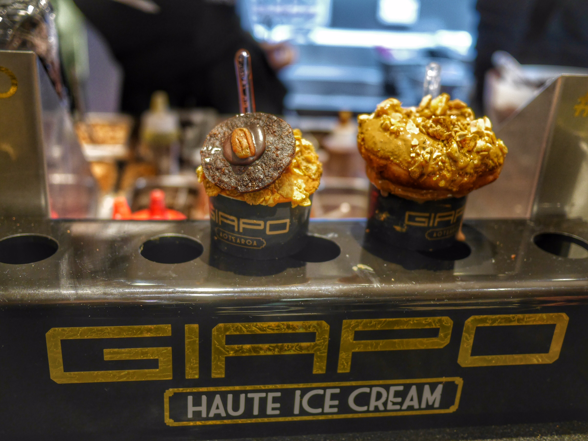 Giapo ice cream Auckland New Zealand thesweetwanderlust.com