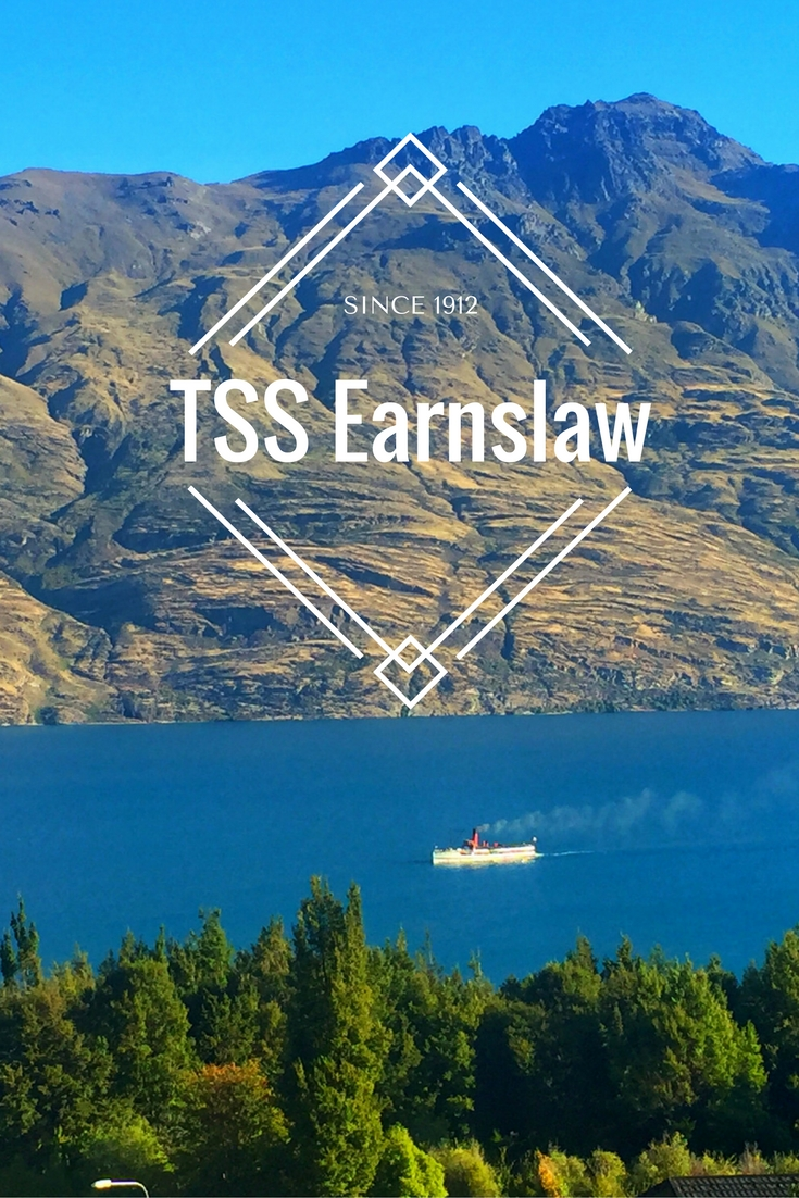 TSS Earnslaw Queenstown thesweetwanderlust.com