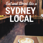 Eat and drink like a Sydney local