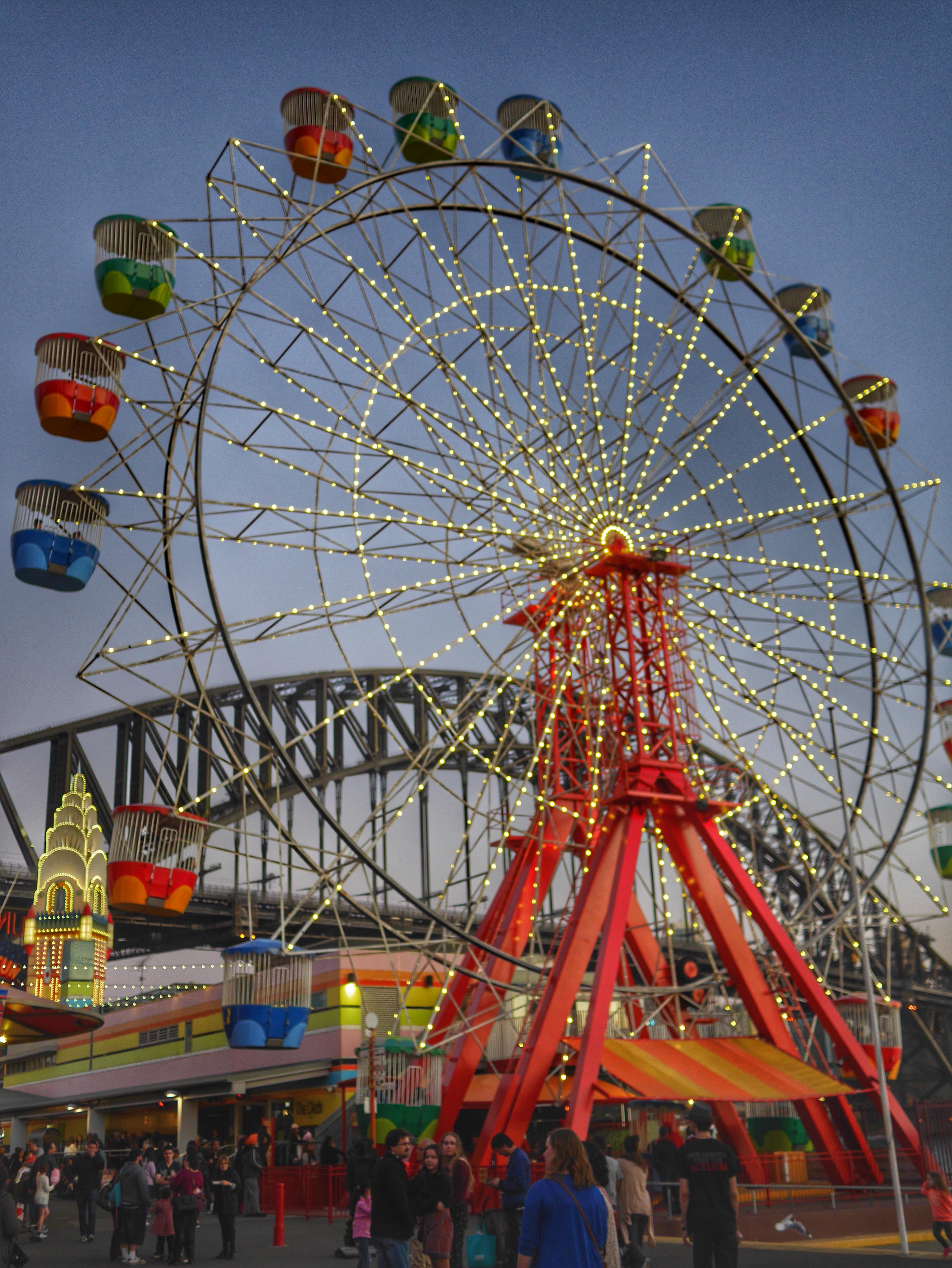 Luna Park thesweetwanderlust.com
