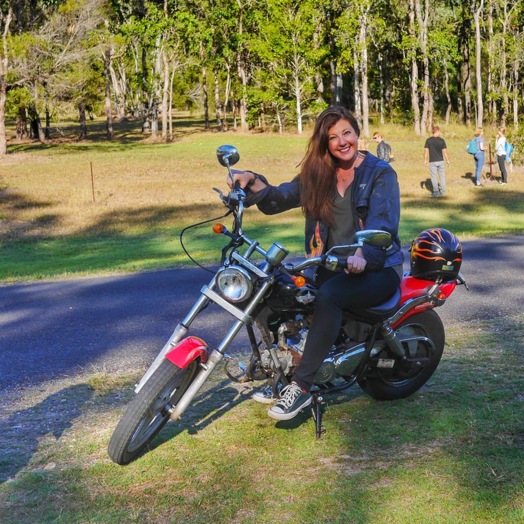 Scooteroo: Joining a biker gang in Queensland