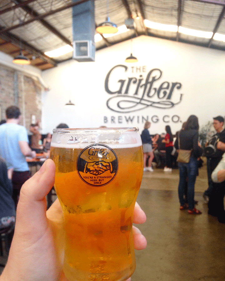 Grifter Brewing Co.\ Photo: Abby Topperwien