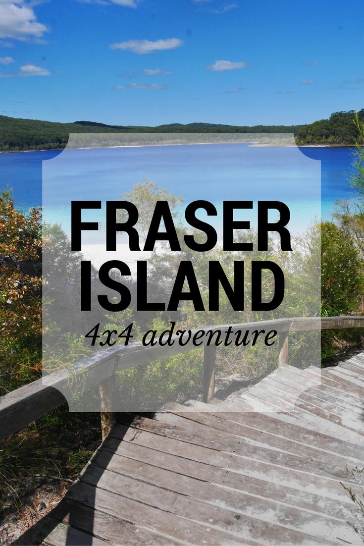 Fraser Island 4x4 tour thesweetwanderlust.com