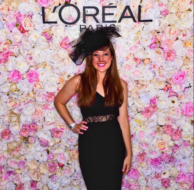 L'Oréal paris makeover at AAMI Victoria Derby Day thesweetwanderlust.com