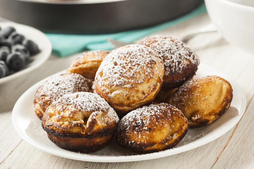Holiday desserts around the world: Aeblskiver Danish Pancake Denmark