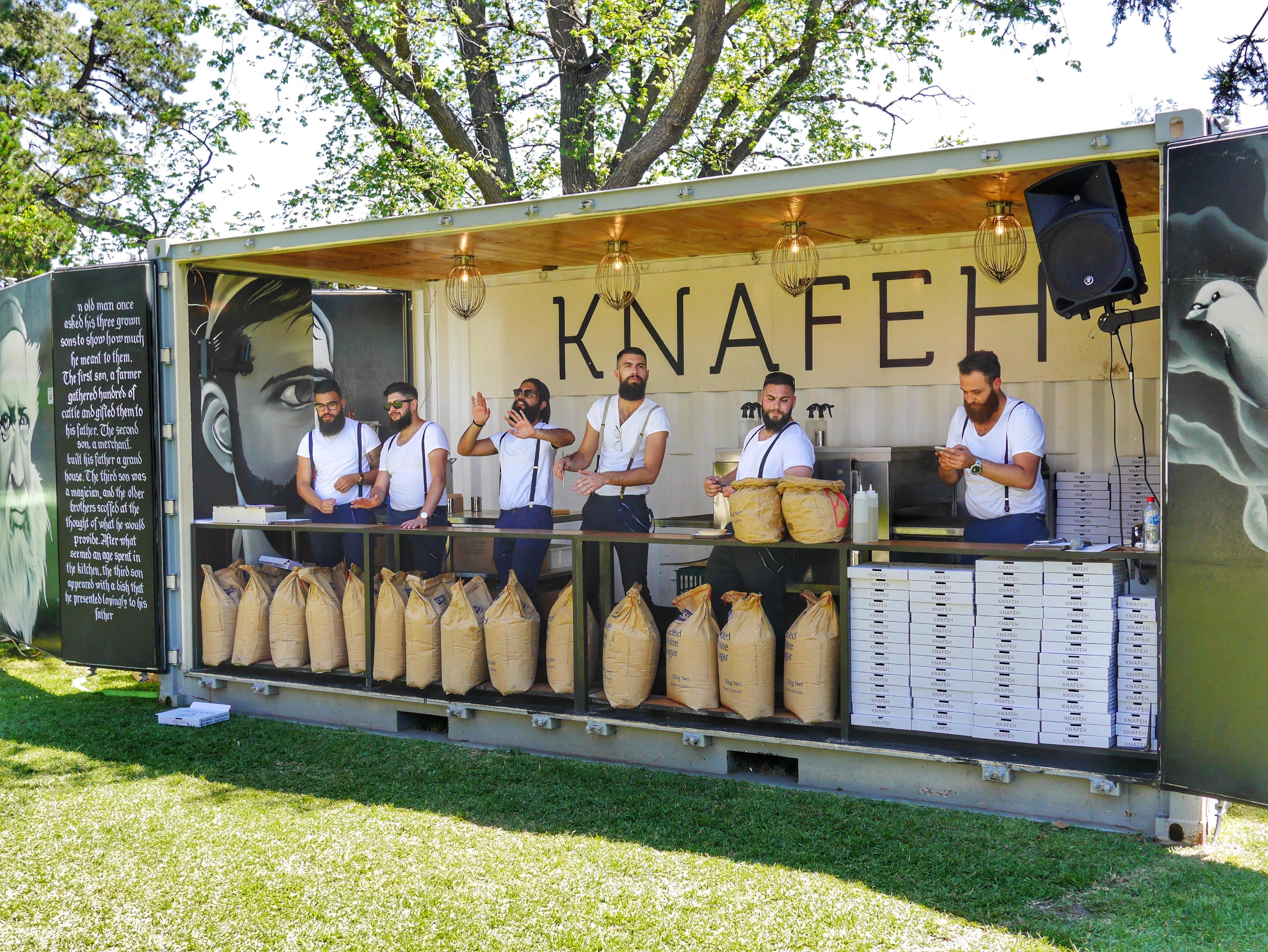 Knafeh Bakery Melbourne Cup thesweetwanderlust.com