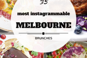 Instagrammers share 35 most instagrammable Melbourne brunch spots
