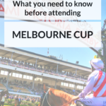 Melbourne Cup: why to go and what to know about Derby Day