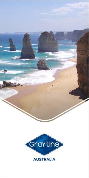 Book a tour with Gray Line Australia