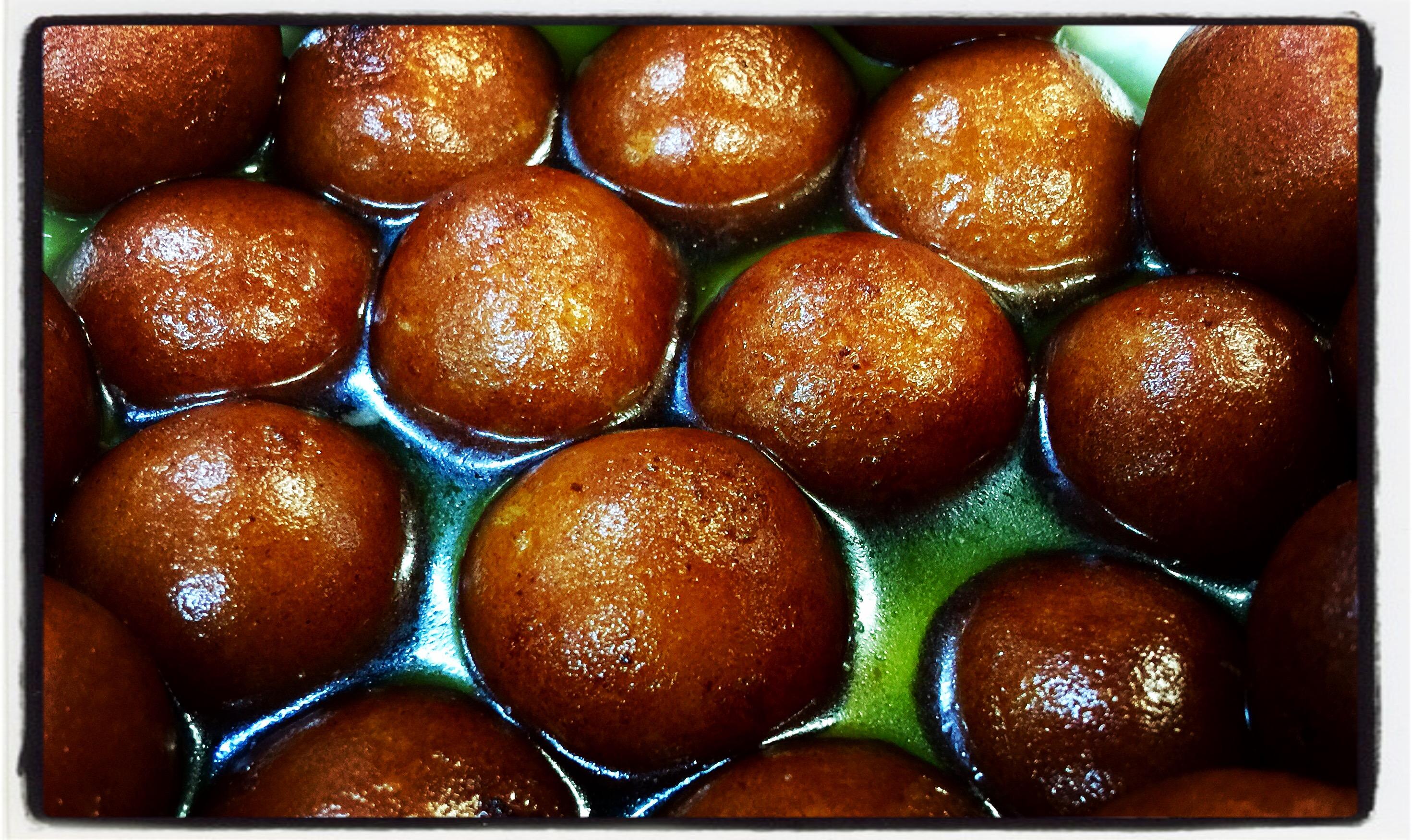 Holiday desserts around the world: Gulab Jamoon India