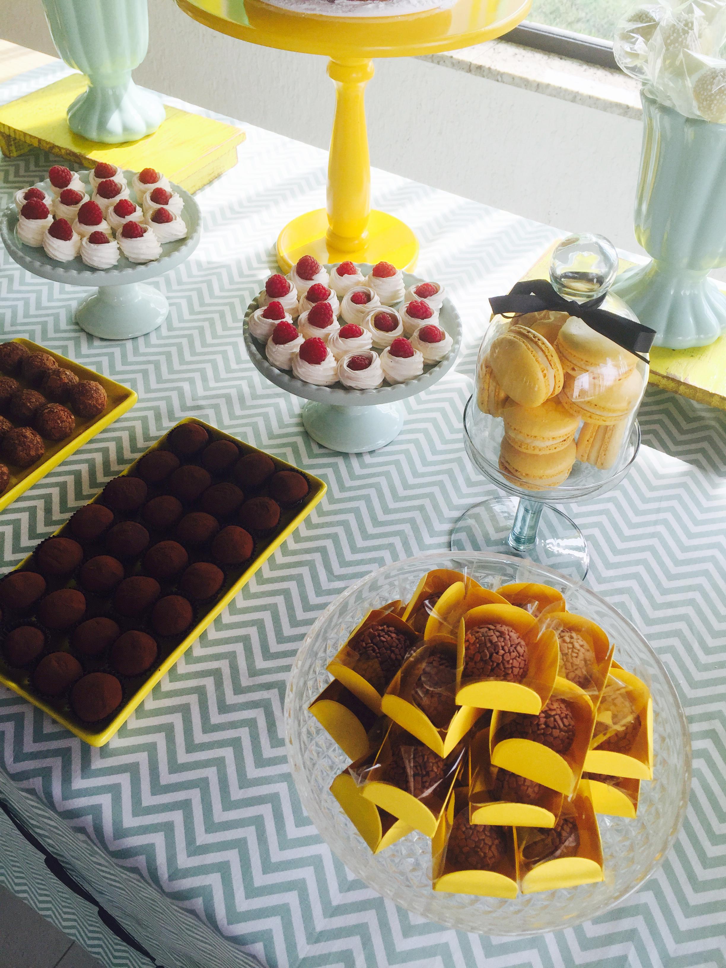 holiday desserts around the world brigadeiro Brazil