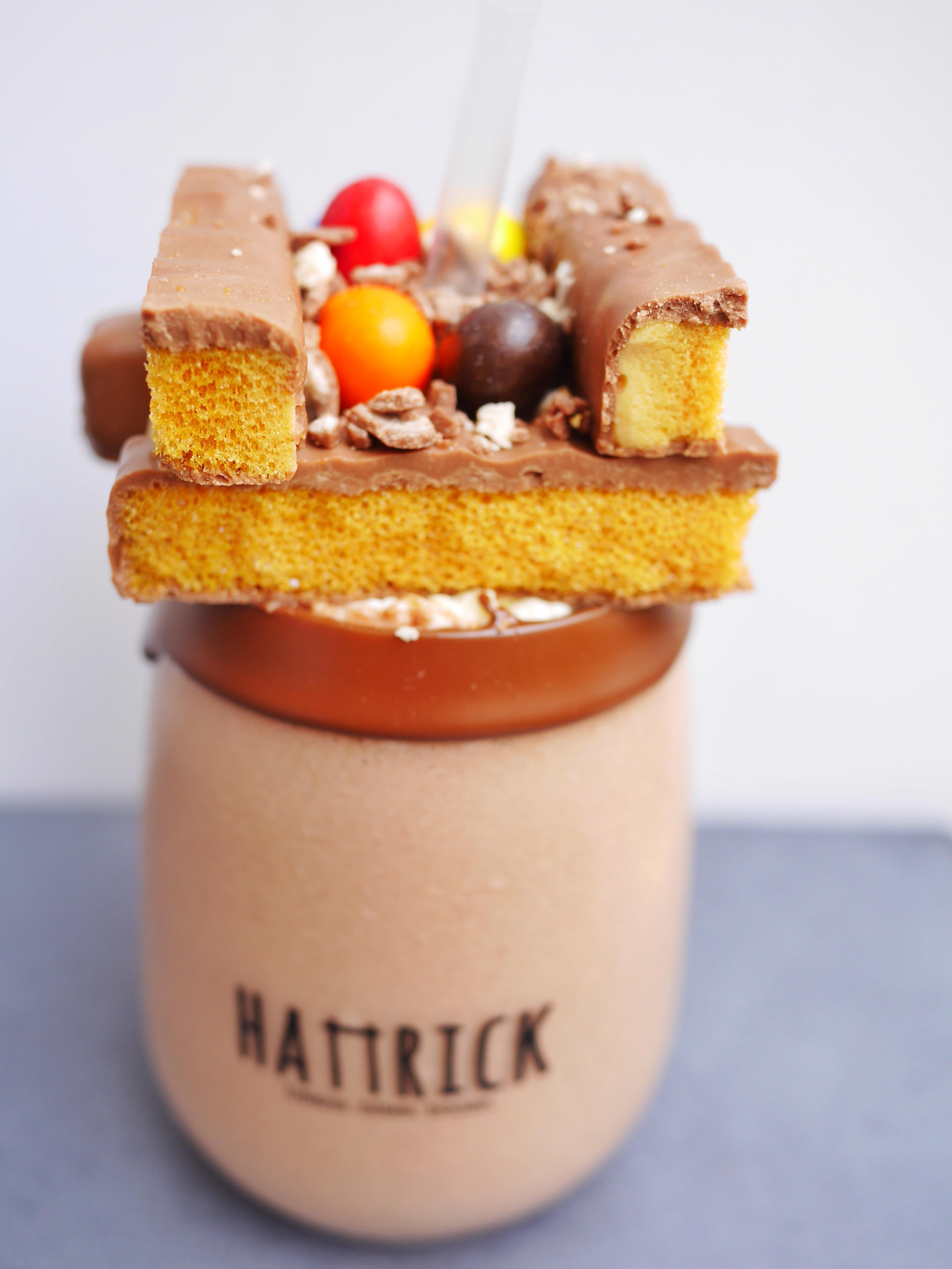 Best Sydney dessert Hattrick Tim & Tam's thesweetwanderlust.com