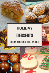 holiday desserts from around the world thesweetwanderlust.com