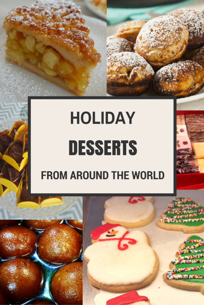 Travel bloggers share holiday desserts from around the world