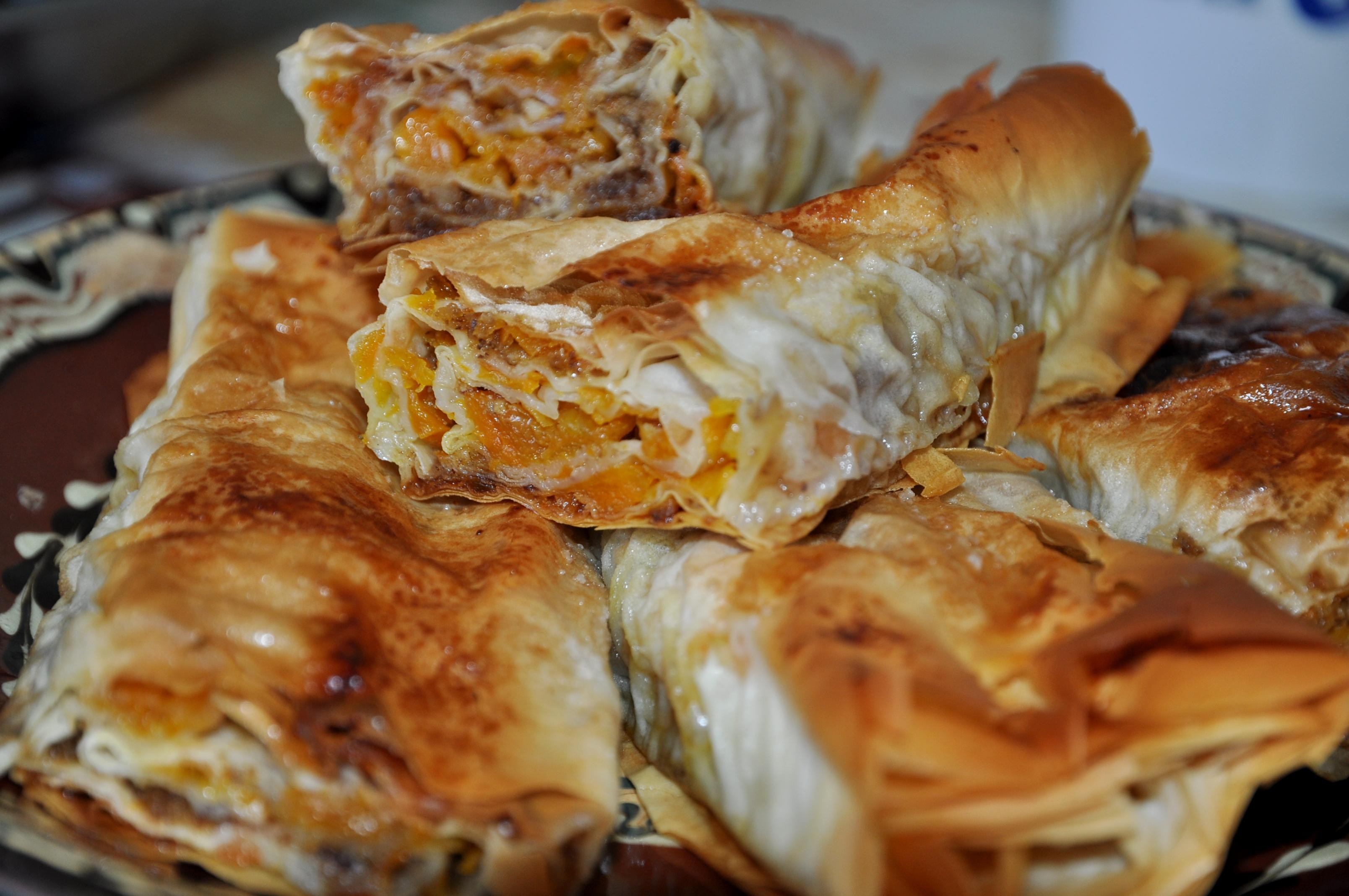 Holiday desserts around the world Тиквеник Bulgaria