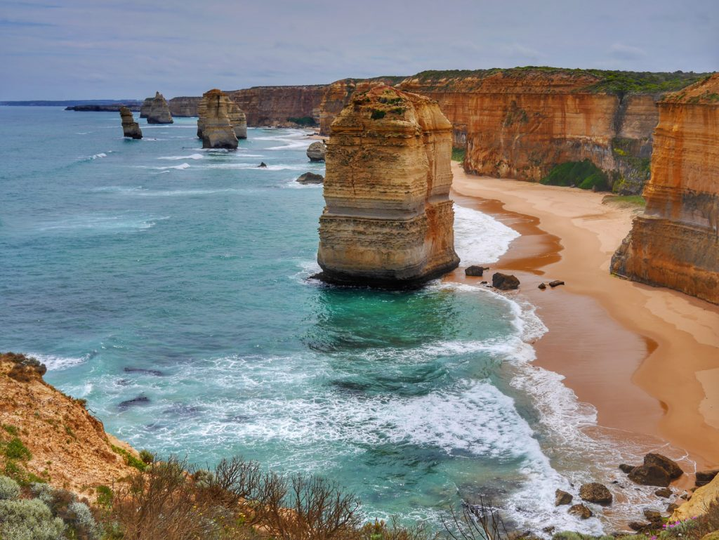 12 apostles Gray Line Great Ocean Road thesweetwanderlust.com