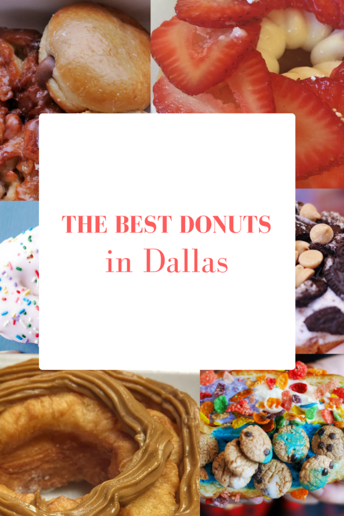 The 7 best donuts in Dallas