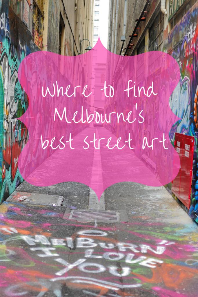 Melbourne's best street art thesweetwanderlust.com