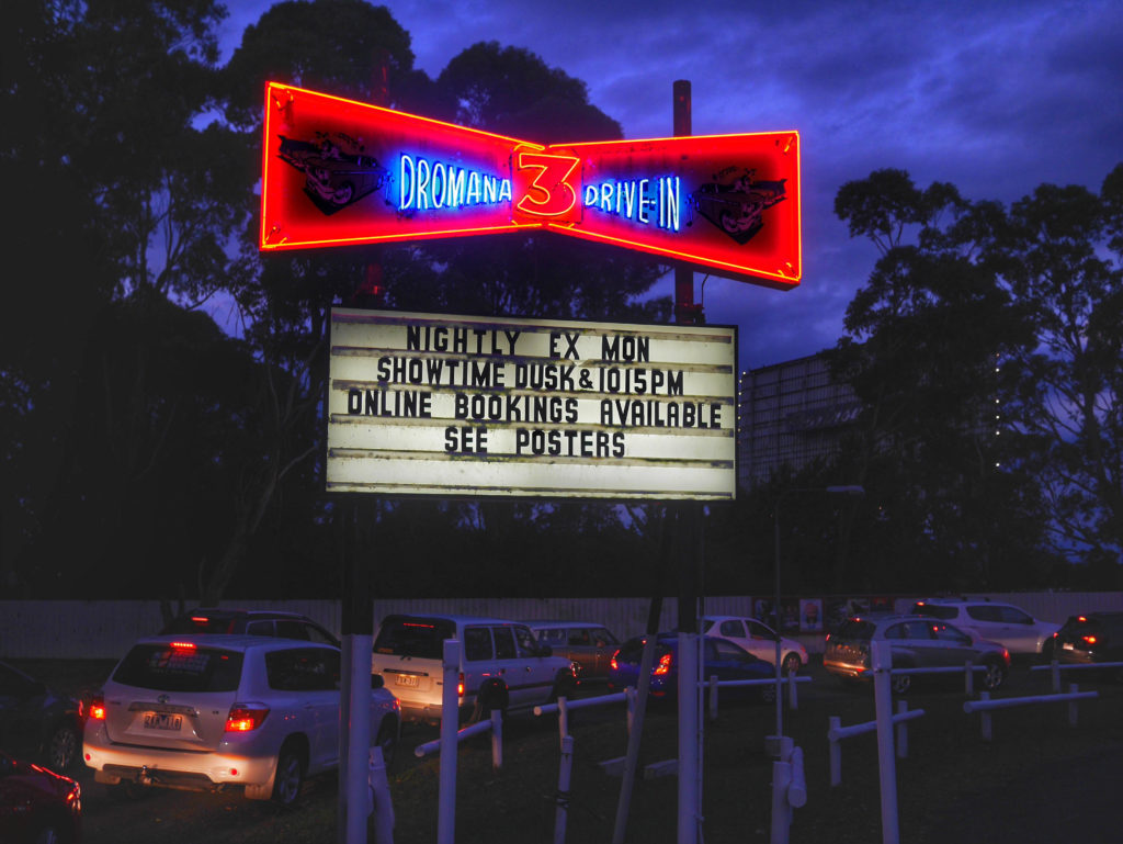 Dromana Drive In Mornington Peninsula