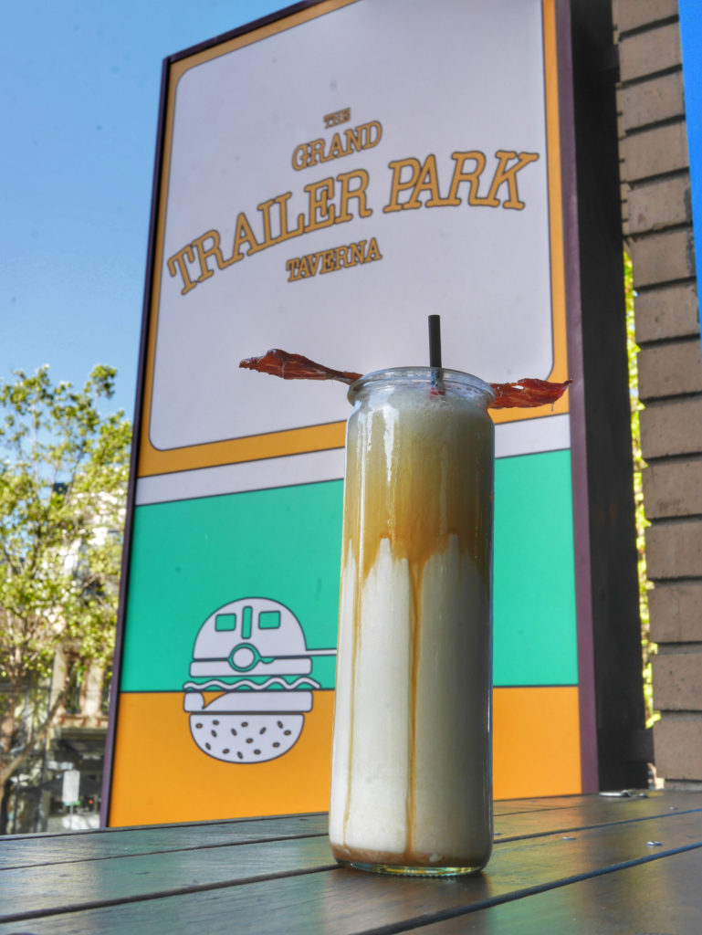 Grand Trailer Park Taverna best freakshake Melbourne thesweetwanderlust.com