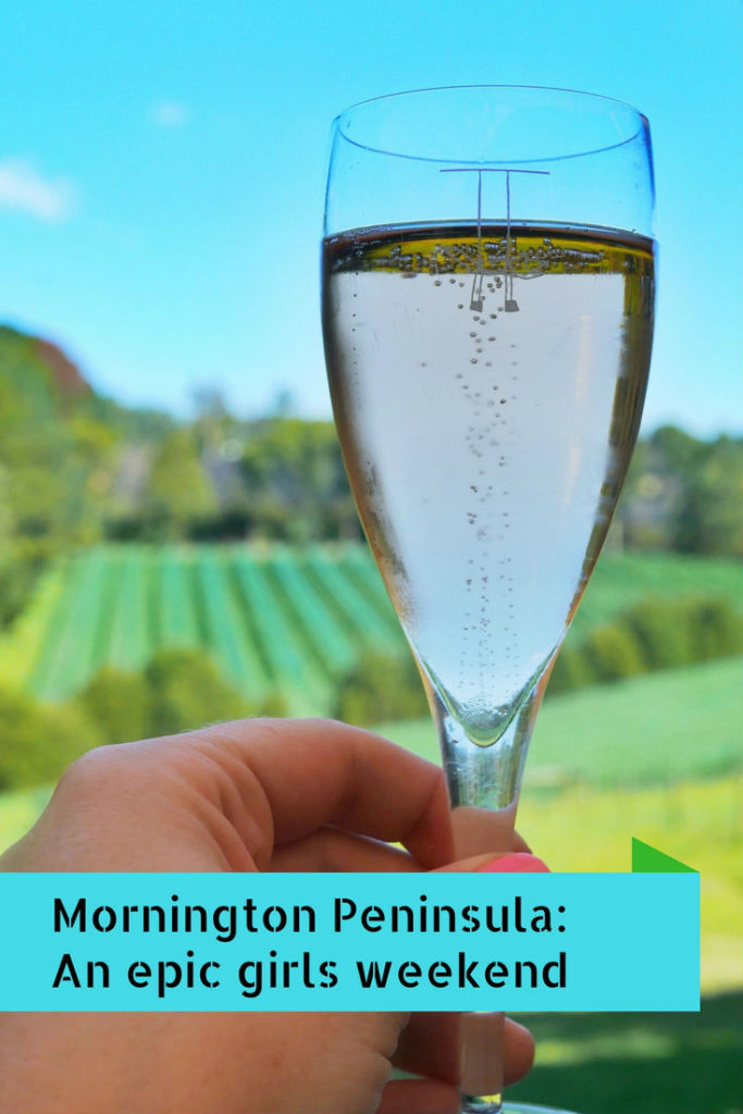 Mornington Peninsula girls weekend