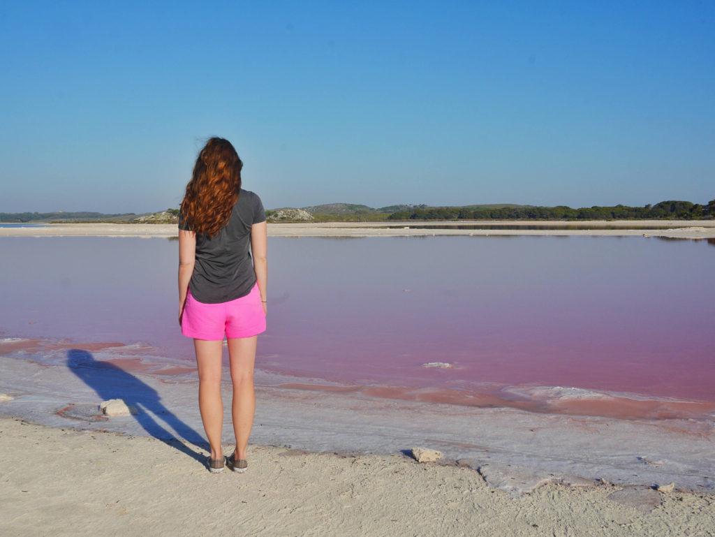 Rottnest Island Pink Lake thesweetwanderlust.com