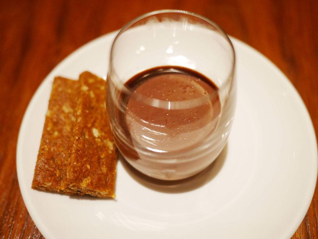 Dinner By Heston Melbourne chocolate ganache