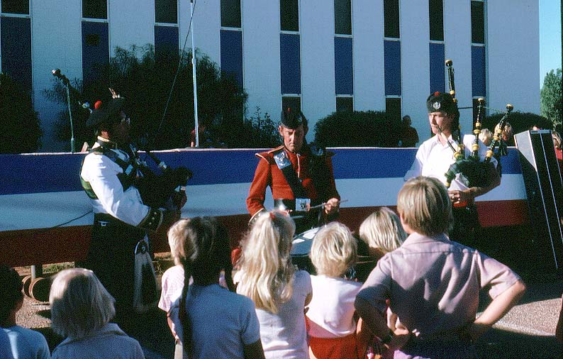 Pipers.4th July 1977 Exmouth Australia