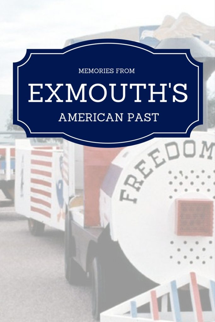 EXMOUTH AUSTRALIA'S AMERICAN PAST
