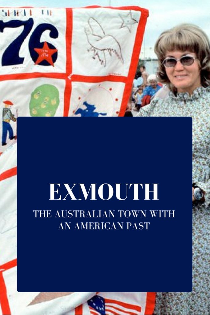 Exmouth American history