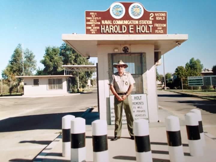 Harold E Holt Jack McMichael