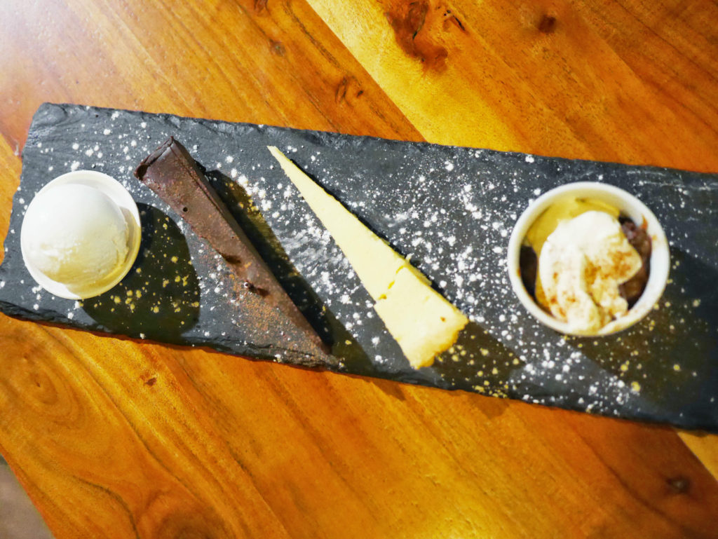 Whalers Tasting Plate Exmouth