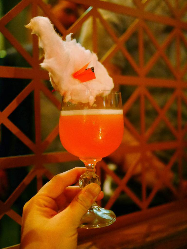 Eau de Vie Aviator Melbourne secret bar