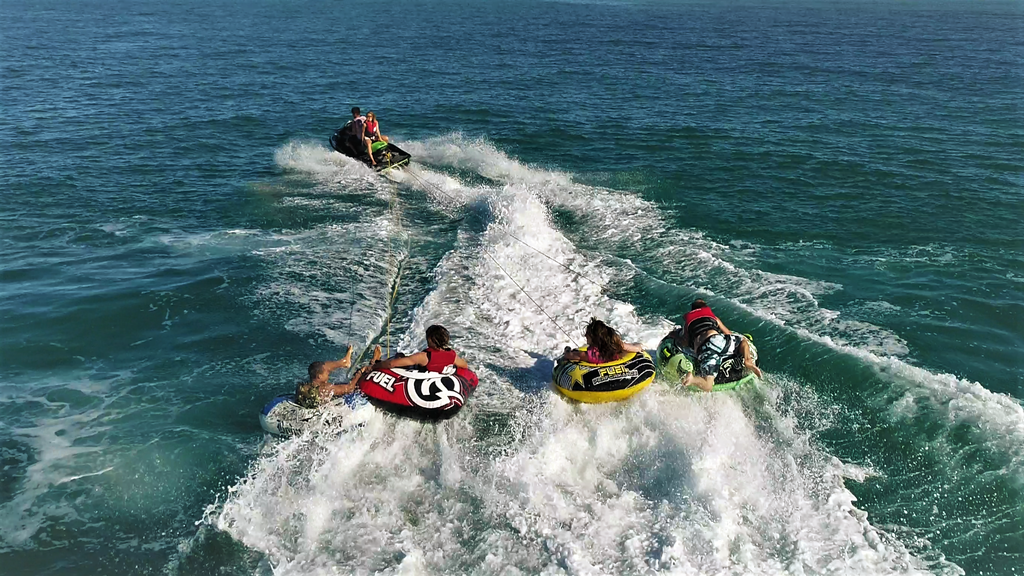 Exmouth Tubing Ultimate Watersports