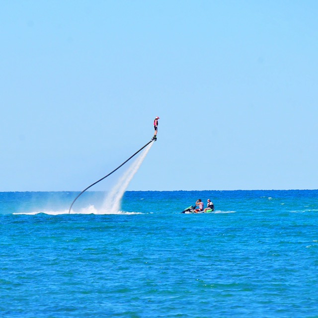 Ultimate Watersports Exmouth flyboard X