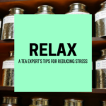 How to reduce stress by drinking tea