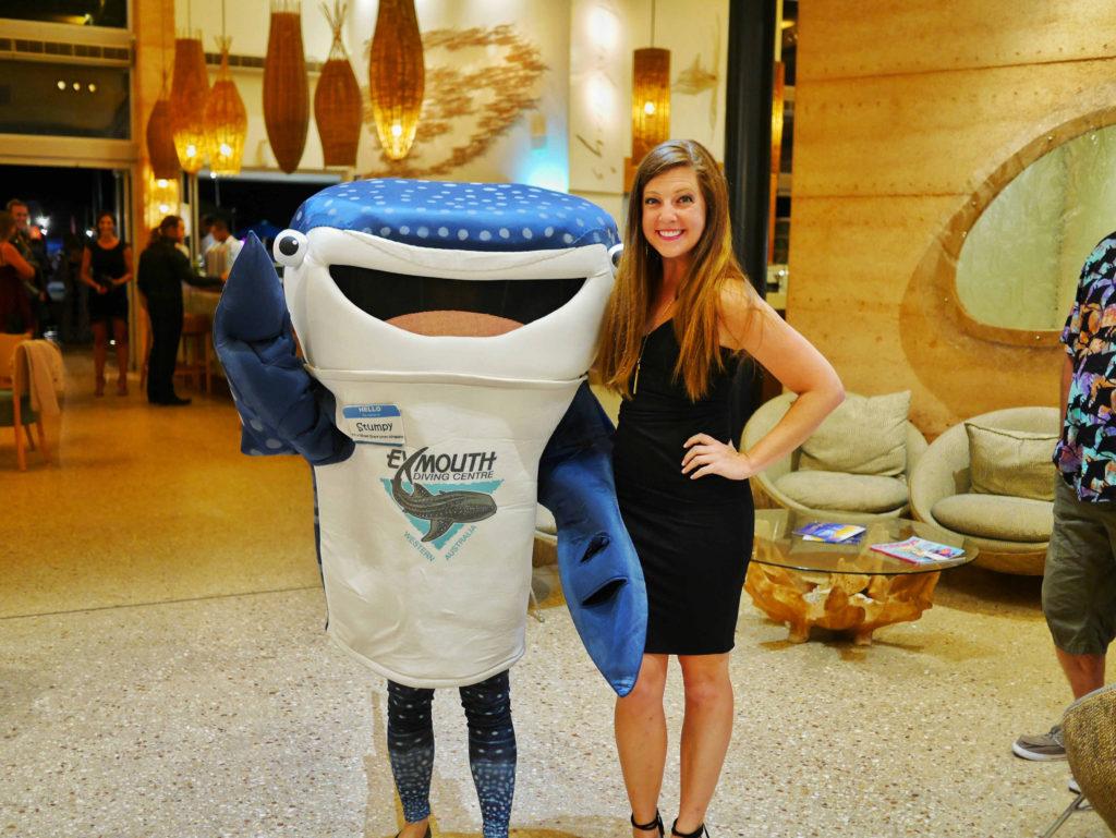 Whale Shark Festival gala Exmouth Australia