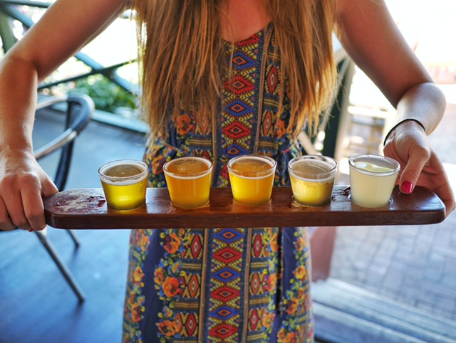 Unique things to do in Broome Australia- Matso's brewery tour and tasting