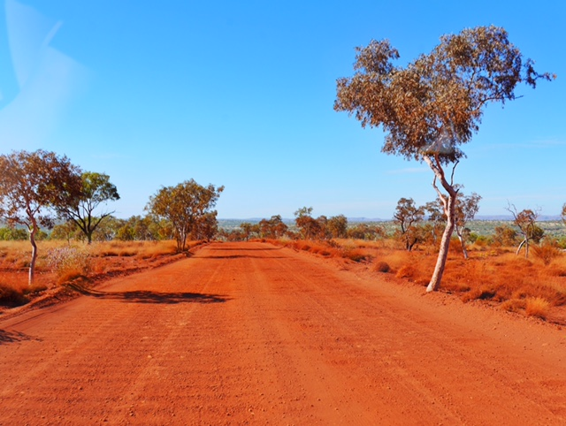 Karijini roads