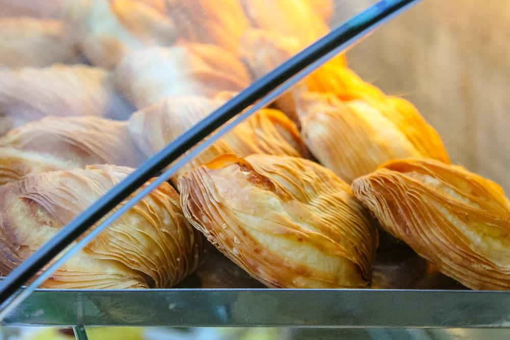 Sfogliatelle Italy traditional dessert