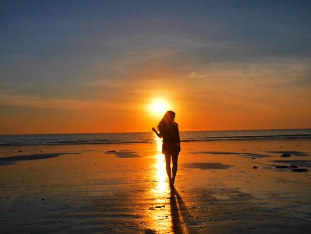 Sunset on Cable Beach Broome Australia