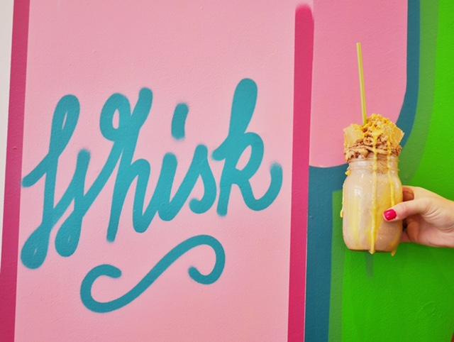 Whisk best freakshake perth yuzu and I