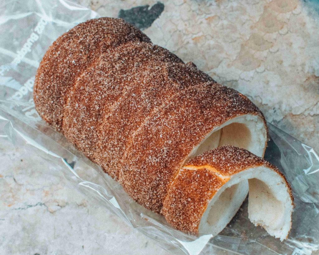 chimney cake Hungary