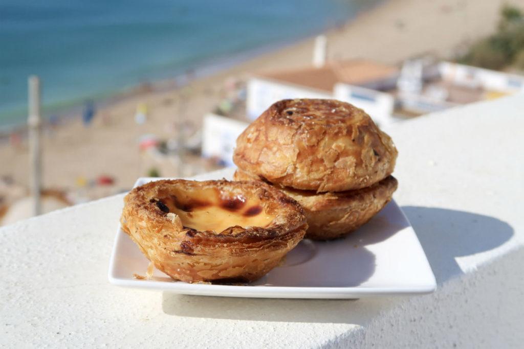 pasteis de nata Portugal traditional dessert