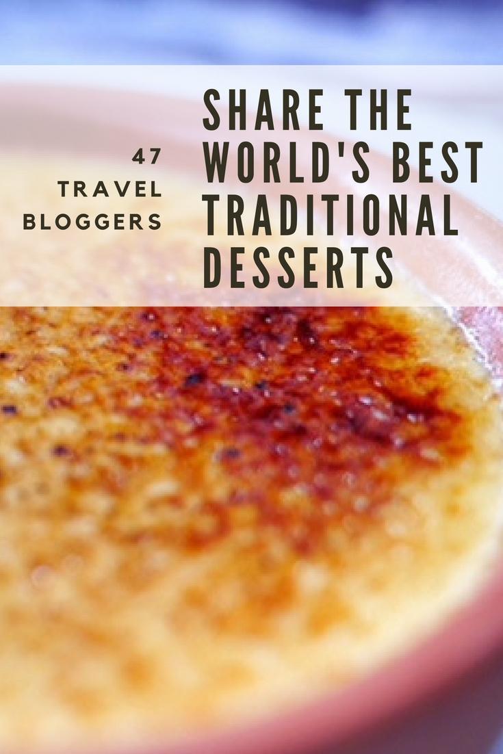 47 best desserts from around the world: a sweet bucket list